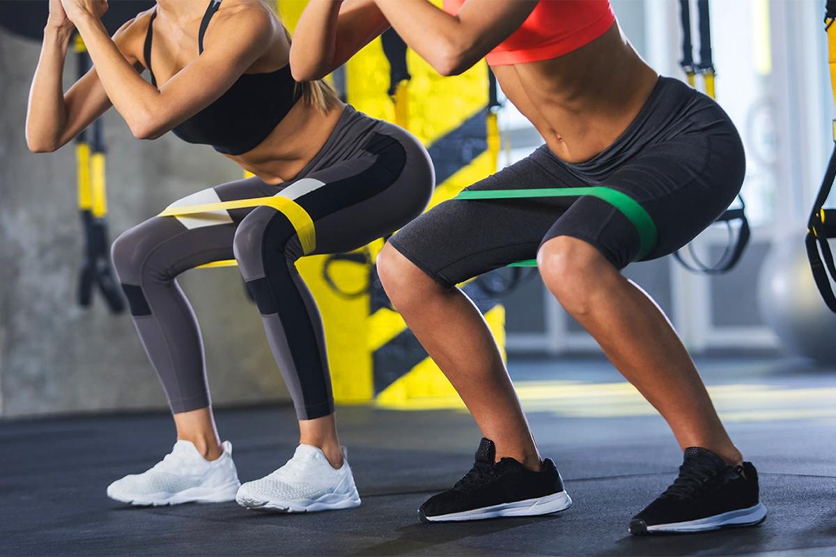 Упражнения на среднюю ягодичную мышцу