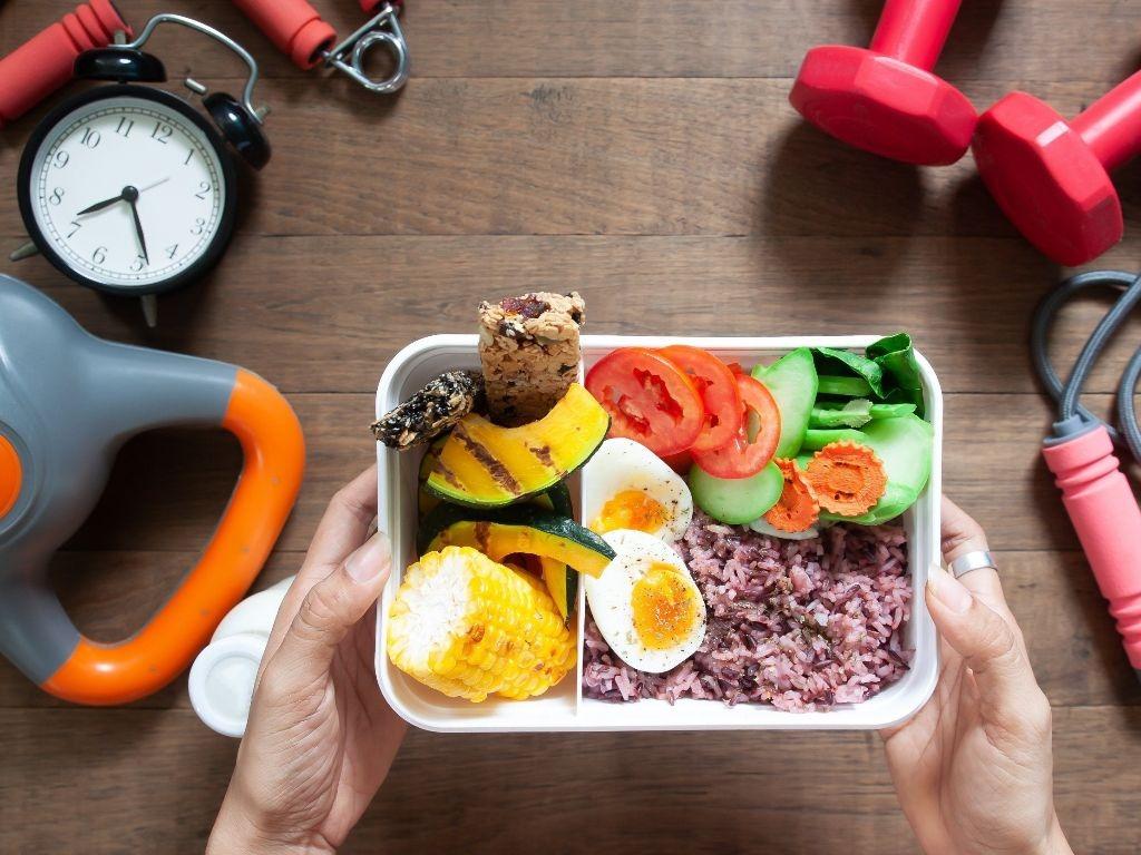 что можно есть после тренировки для похудения